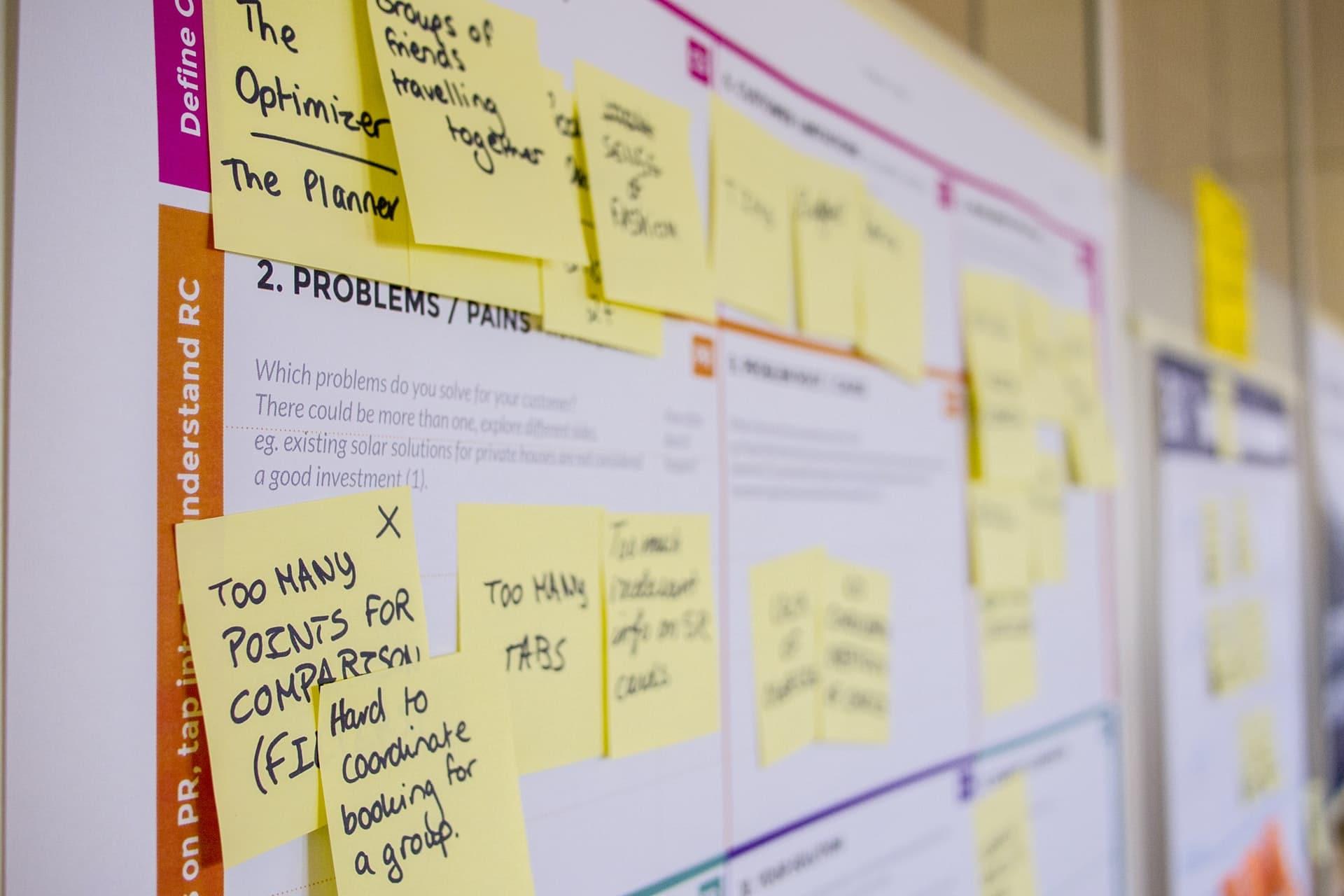 Agile aanpak scrum development