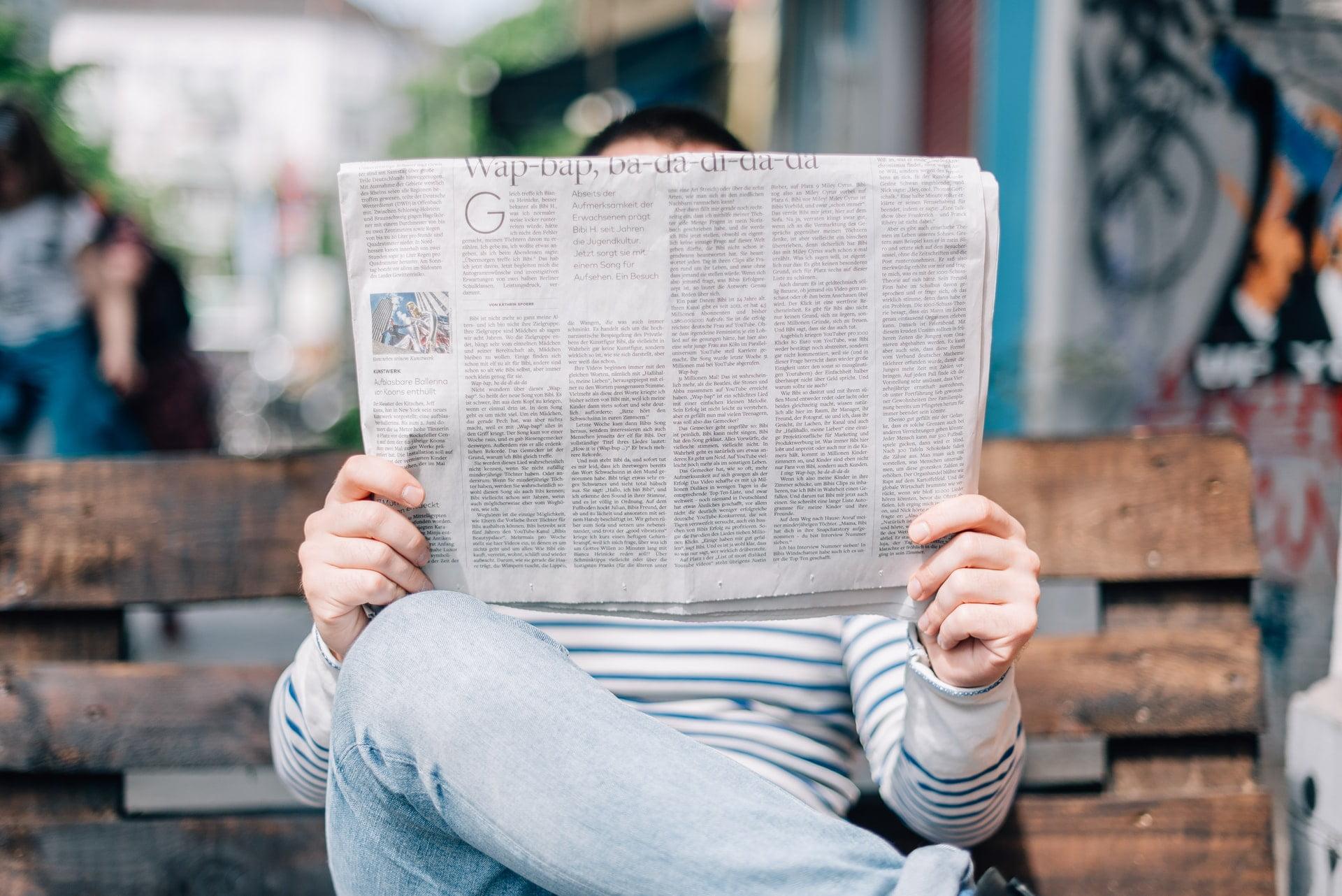 Nieuwsartikels laten schrijven door bloggers