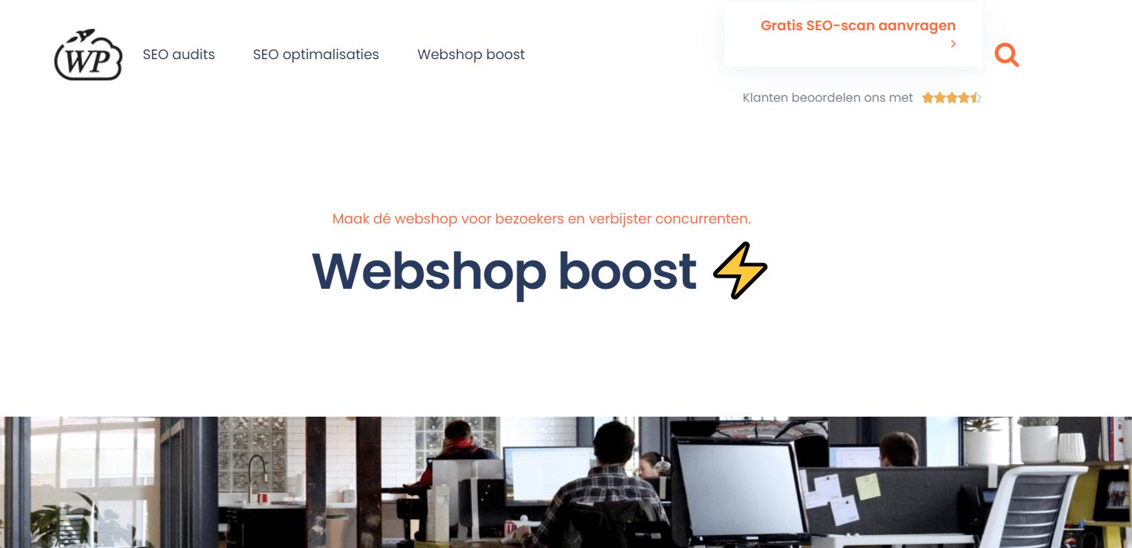 WPsnelheid WordPress snelheidsoptimalisatie
