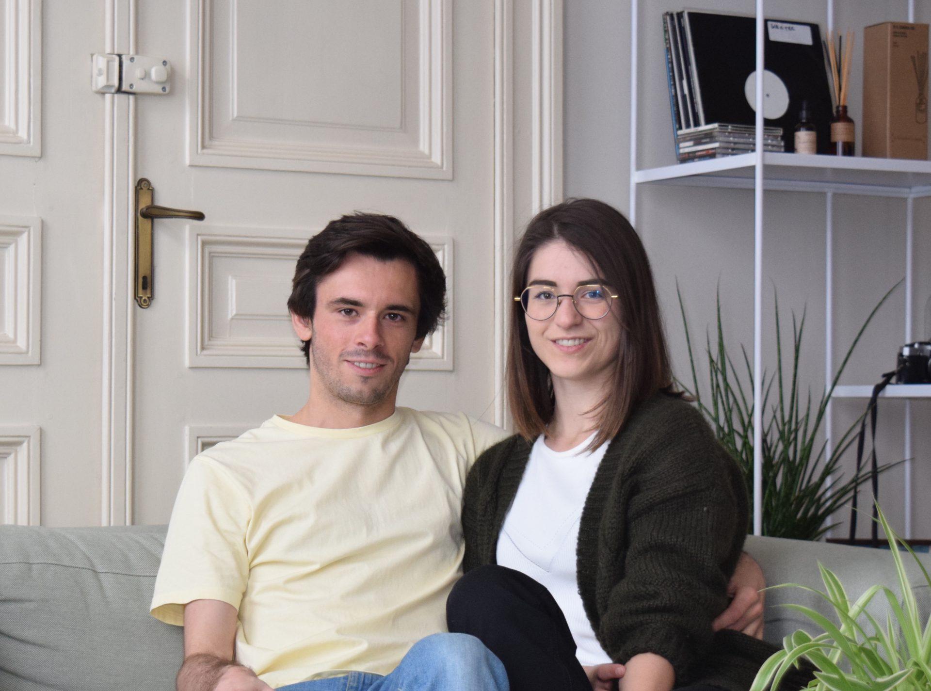 Pieter & Valérie