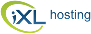 iXL Hosting logo